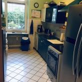 Die Küche im betreuten Wohnen