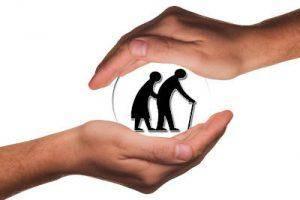 Beratung für pflegende Angehörige
